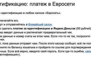 Кошелек Яндекс.Деньги: вход и регистрация личного кабинета