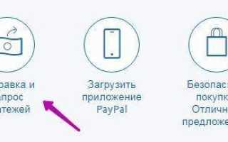 Инструкция по работе с PayPal (пополнения, переводы, вывод)
