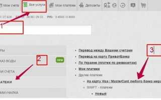 Как переслать деньги с Украины в Россию?