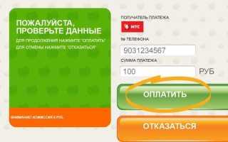 Как пополнить счет мобильного телефона через терминал, интернет, банковскую карту и с другого телефона