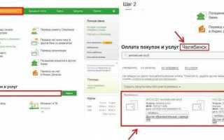 Как заплатить за учебу через Сбербанк Онлайн: пошаговая инструкция